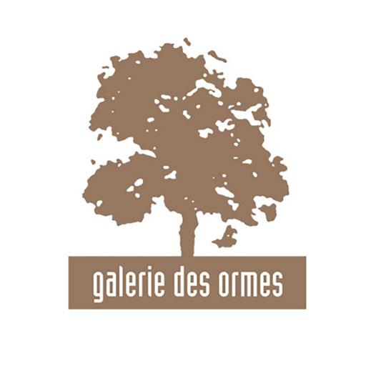 Logo Galerie des Ormes