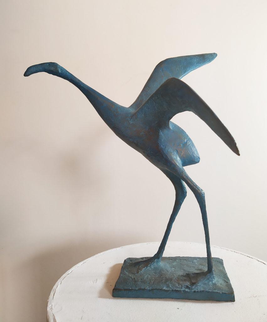 Pierre Yermia - Oiseau
