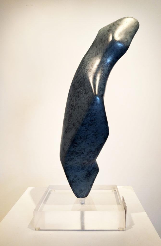 Aurore VI / Bronze / terrasse : 20 x 15 : H. 45 cm